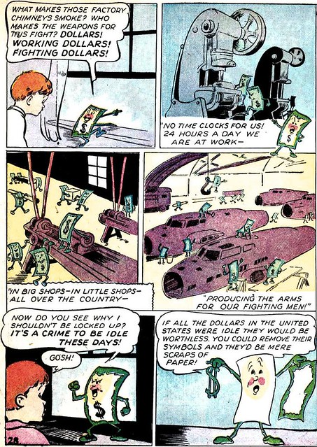 Our Gang Comics #6 / 4
