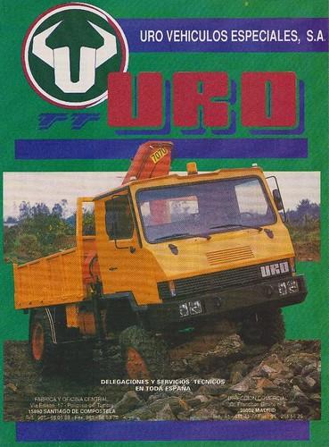 catàleg camió Uro Urovesa