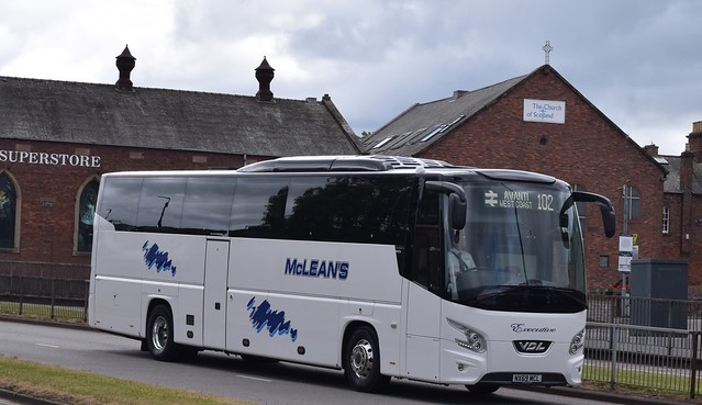 NX69MCL  McLeans, Airdrie