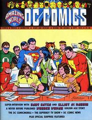 The Amazing World of DC Comics #2