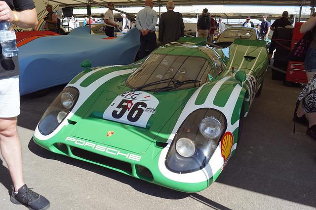 Porsche 917K 4.9-litre Flat-12 1970, All Conquering Porsche 917, Speed Kings, Motorsport's Record Breakers, Goodwood Festival of Speed (2)