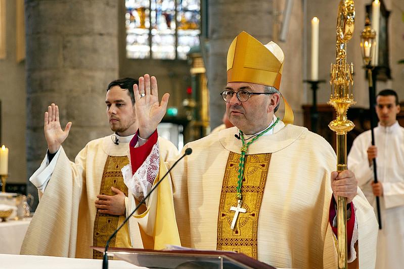 Priesterwijding Pawel Zelazny