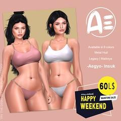 -Aegyo- Insuk @Happy Weekend