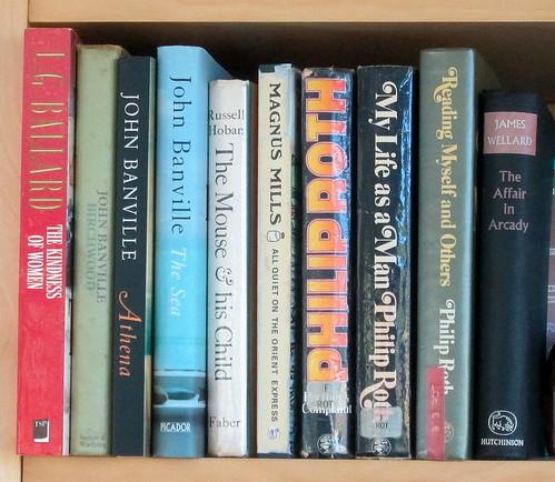 English Language Fiction Tall Books