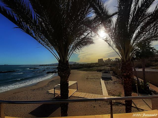 Playa de Luis Siret