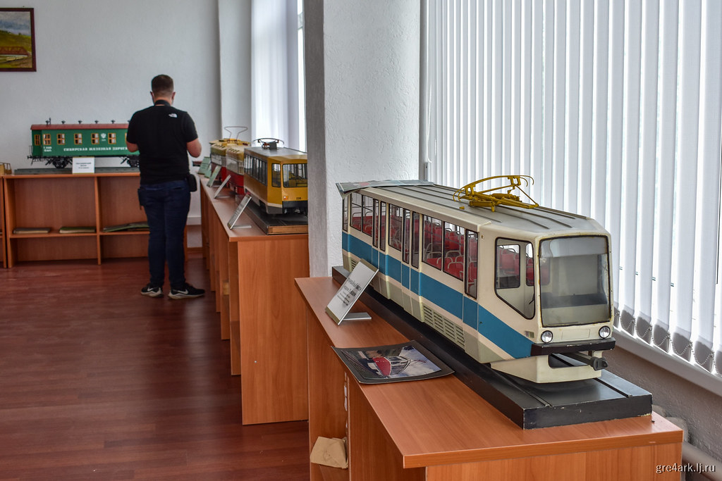 Музей на территории завода