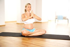 Fit mama: Staying in shape during pregnancy