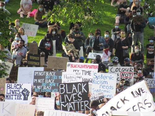 A Fight For Equity/Black Lives Matter | by livingsanctuary