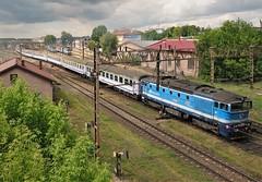 Czech Diesel rented to PKP