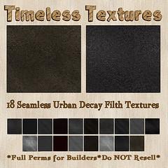 TT 18 Seamless Urban Decay Filth Timeless Textures
