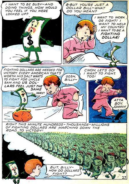Our Gang Comics #6 / 3