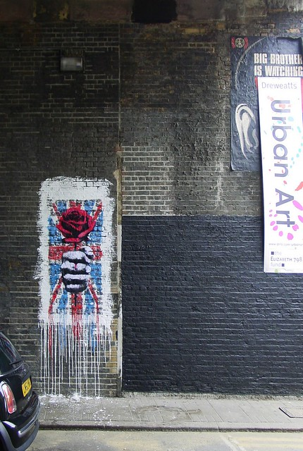 K-guy 2008 featuring Shepard Fairey – defaced, dissed and abused