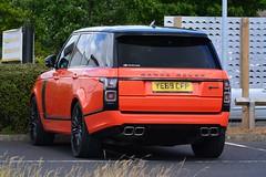 Land Rover Range Rover 5.0 V8 SVAutobiography Dynamic