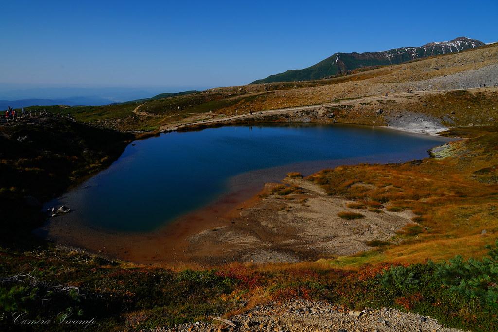 北海道/旭岳/姿見の池