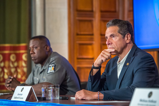 Governor Cuomo Holds Briefing on COVID-19 Response - 6/6