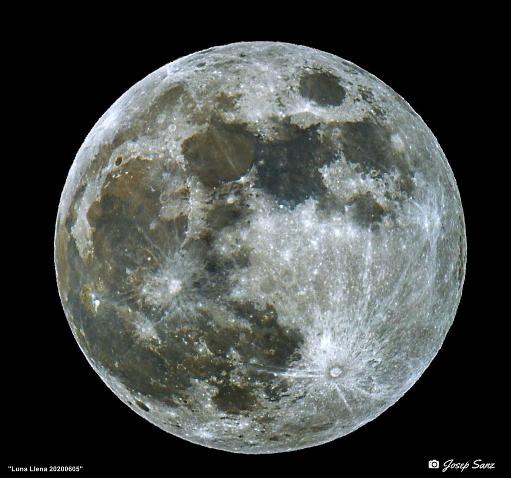 Luna Llena 20200605