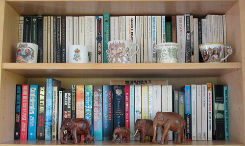 English Language Fiction Books