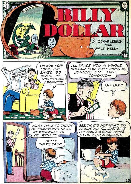 Our Gang Comics #6 / 1
