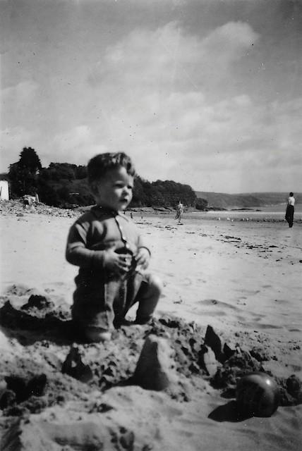 Tenby, South Wales, 1958