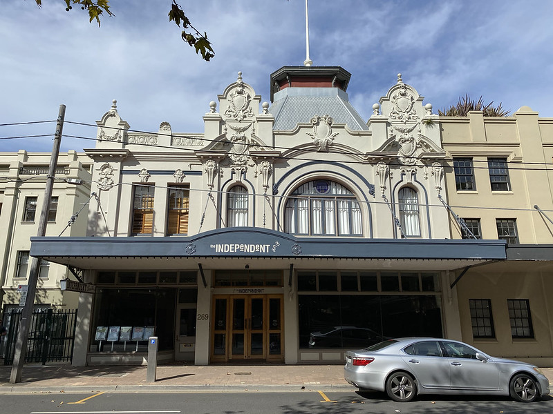 The Independent Theatre