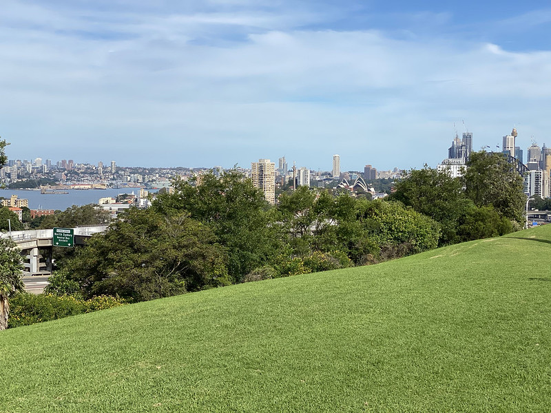 View from St Leonards Park