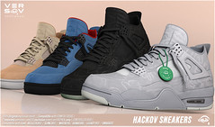 [ Versov // ] HACKOV sneakers available at TMD