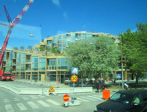 Modern Building, Stockholm