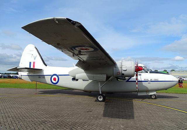 WV746 Percival Pembroke C.1