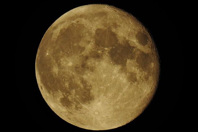 Moon in Capricorn....