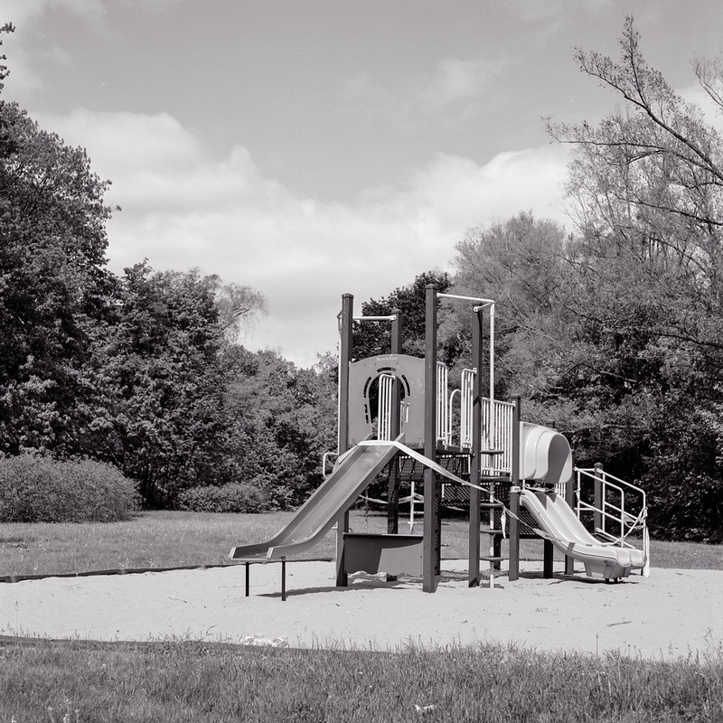 Pinewood Park Playground is Closed