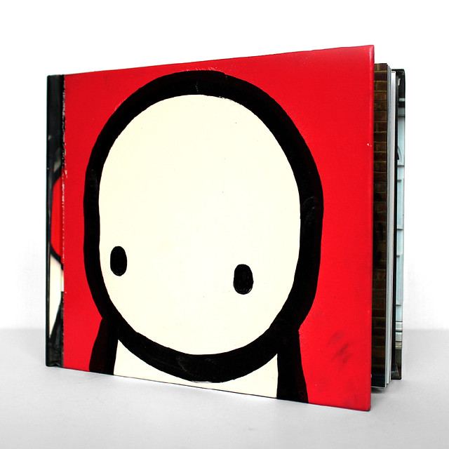 LDN GOSH Charity Book with Stik Cover art