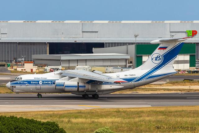 Volga Dnepr Airlines / Ilyushin IL-76TD-90VD / RA-76511