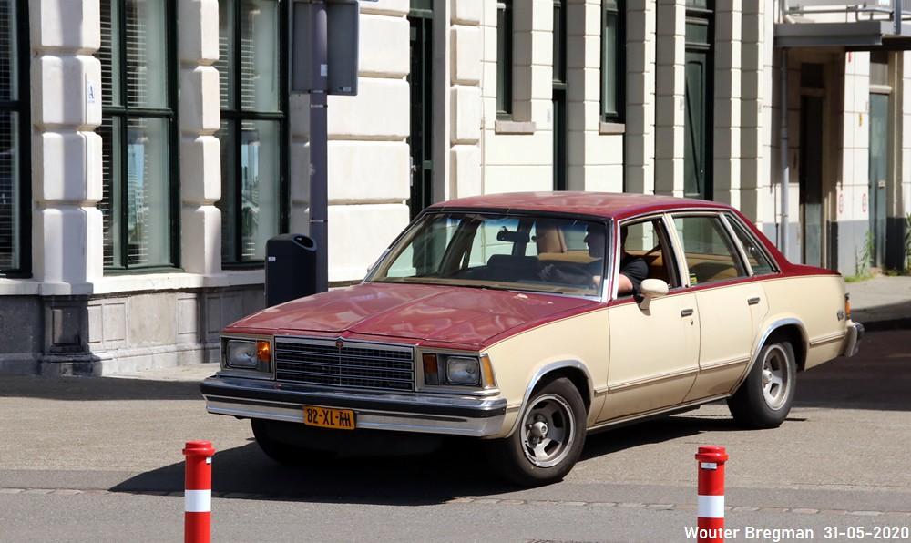 Chevrolet Malibu Classic 1979