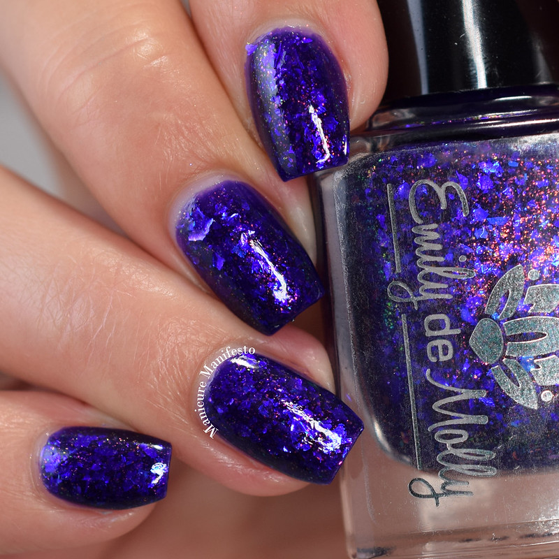 Emily De Molly Only Us swatch