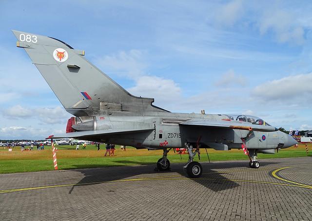 ZD715 Panavia Tornado GR.4