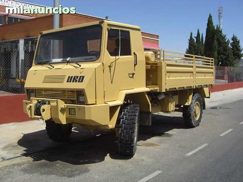 camió Uro caixa