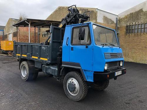 petit camió Uro