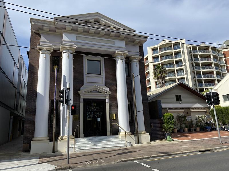 Masonic Temple, 1922