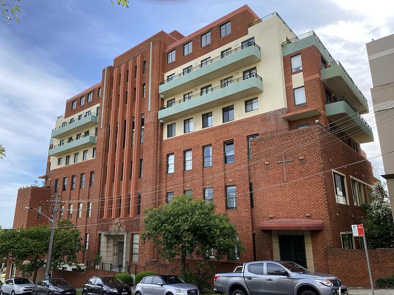 Mater Maternity Hospital building