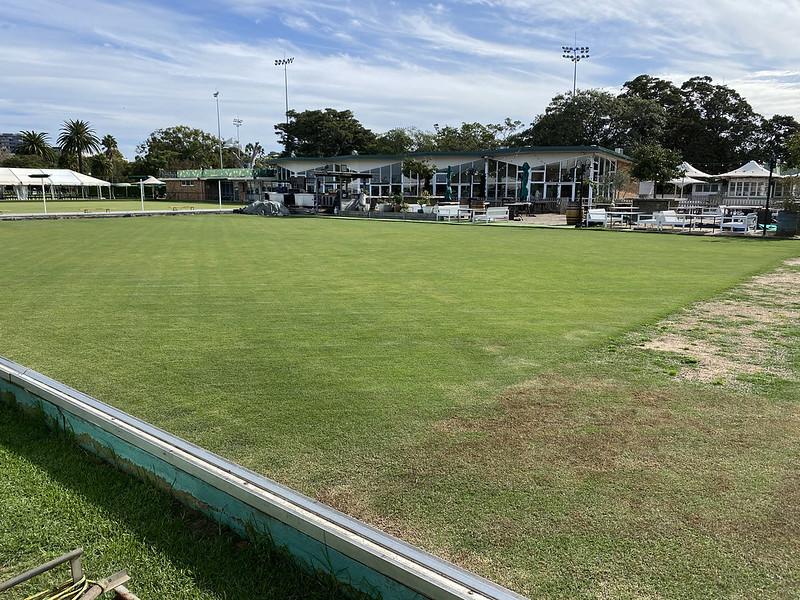 North Sydney Lawn Bowls Club