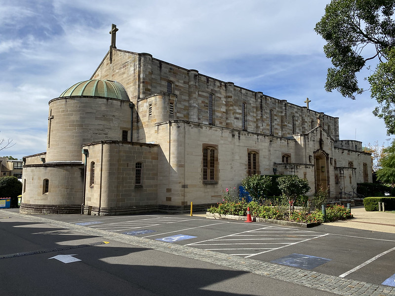 St Mary's Catholic Church, North Sydney