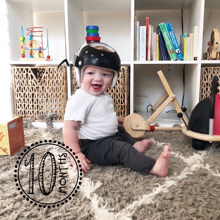Wes 10 Months