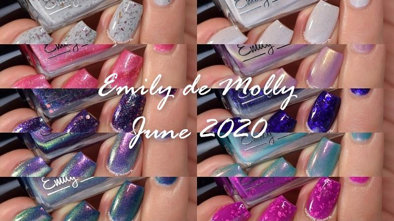 Emily De Molly June 2020 Release