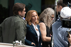 The X-Files on-location set (Vancouver 2015)