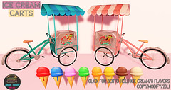 Junk Food - Ice Cream Carts Ad