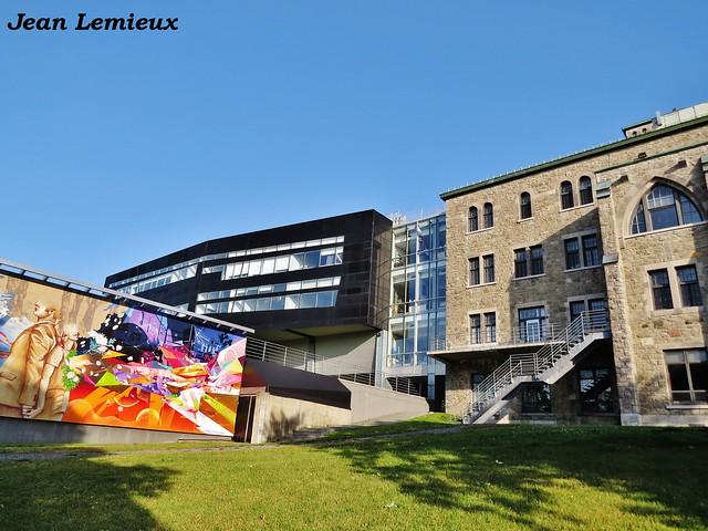 Sainte-Geneviève - Collège Gérald-Godin