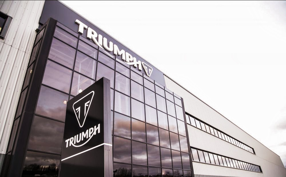 Triumph Motorcycles HQ