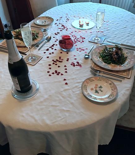 Anniversary Dining