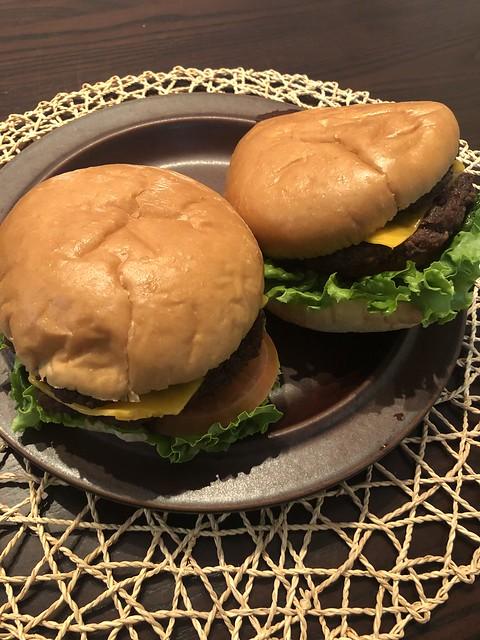 コストコハンバーガー