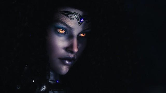 Dark Elf - TESV